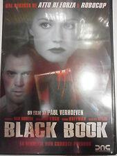 BLACK BOOK - DVD ORIGINALE - visitate il negozio ebay COMPRO FUMETTI SHOP