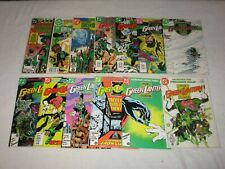 GREEN LANTERN CORPS 201 LOT + TALES OF THE GREEN LANTERN CORPS 1 3