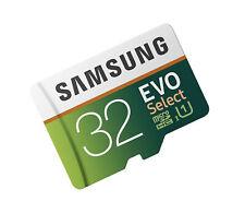 Samsung 32GB Micro EVO select C10 SD card for ATN BinoX 4-16x Smart Binoculars