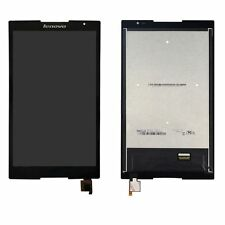 Pantalla Táctil Negro Digitalizador + Monitor LCD montaje para Lenovo Tab 8