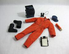 1960 s Vintage G.I JOE ✧ Action pilote de communications ✧ Hasbro Action Man tenue