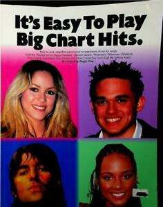 Its Easy To Play Big Chart Hits