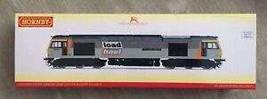 Hornby R3657 Loadhaul Co-Co Class 60 'John Loudon McAdam' No.60070