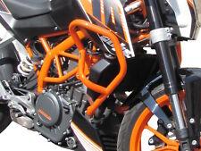 Defensa protector de motor Heed KTM 390 Duke (13-16) - Naranja