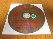 Crash 'N' Burn – PS2 Beta Trial Code (TLES-52339) PAL promo ~ PlayStation 2