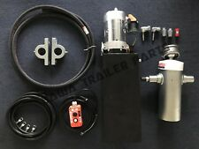 Hydraulic Underbody  825mm stroke 4 stage Tipping Kit! Trailer Parts!