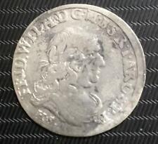 Kfsm. Brandenburg-Preußen, Friedrich Wilhelm, 6 Gröscher 1682 HS Königsberg
