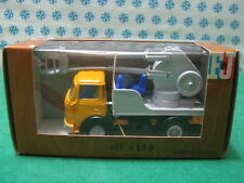 Rare - BERLIET  GAK  con scala e cestello  -  FJ  Mint in Box