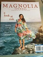 Magnolia Journal Summer 2020 Issue No. 15 A Look at Risk Joanna Gaines Magazine