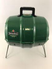 Heineken KEG-a-QUE Portable Charcoal Grill Tailgating
