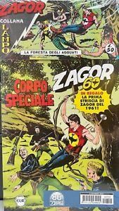 Fumetti Sergio Bonelli Editore Zagor n 722 Corpo Speciale + Prima Striscia 1961