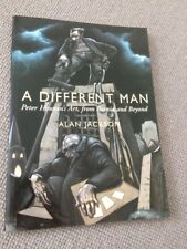 Alan Jackson A DIFFERENT MAN PETER HOWSON'S ART signed Peter Howson 1st ed 1997