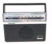 Panasonic RF-546 Portable Radio AC Or Battery Powered Vintage