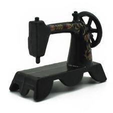 35*26*15mm Dollhouse Mini Sewing Machine Antique Retro Home Furniture Toy Decor