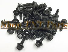 "50pc Body Bolts 1/4-20 x 1"" 5/8 Washer 7/16 Hex Head Fender Valance Ford Lincoln"