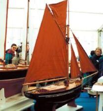 LOUIS HELOISE. Französischer Segelkutter von 1910. Modellbauplan
