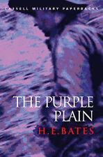 The Purple Plain (Cassell Military Paperbacks), Bates, H. E., Acceptable Book