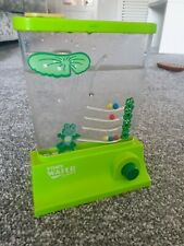 TOMY WIZARD WATER GAMES LEAP FROG WATER GAME RETRO 1980's vintage