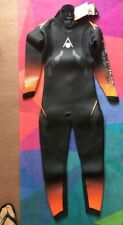 Aquasphere Pursuit 2.0 Women's Wetsuit - Small - New with tags