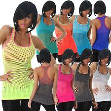 Damen-Fitnessmode im Tops-Stil mit Innerbra für Fitness & Yoga