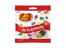 Jelly Belly Beans -  20 Assorted Flavours - 70g Bag