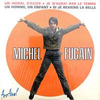 Michel Fugain CD Single Un Moral D'Acier - Limited Edition, Cardboard Sleeve - F