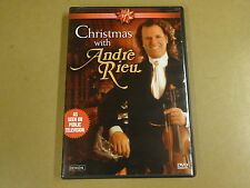MUSIC DVD / ANDRE RIEU - CHRISTMAS WITH ANDRE RIEU