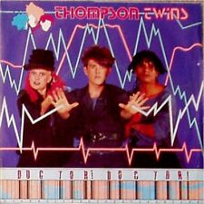 VINYLE 45 TOURS / THOMPSON TWINS 'DOCTOR DOCTOR' UK PICTURE