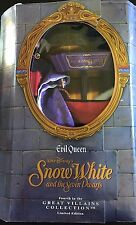 Disney Great Villains Collection Snow White Evil Queen MIB
