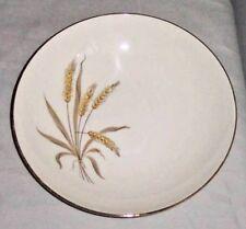Wheat Spray pattern cp171  Cunningham & Pickett Round Vegetable Bowl