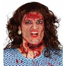 Redujeron garganta Látex FX Maquillaje Efectos Especiales Adultos Halloween Vestido de fantasía
