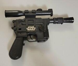 Han Solo Blaster Kenner 1978 Star Wars General Mills Vintage
