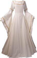 Mittelalter Brautkleid Kostüm Kleid Gewand Guinevere Maßanfertigung Farbwahl