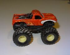 Hot Wheels Monster Jam El Toro Loco Diecast Monster Truck 1:64 Orange