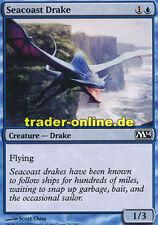 4x Seacoast Drake (Meeresküstensceada) Magic 2014 M14 Magic