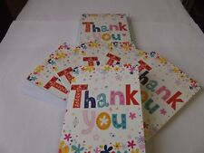 Pack of 6 Thank You Cards ......6 Cards & Envelopes...By Card Ovation