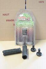 NEUF: Pour Velo VTT MTB BMX -> Lock On GRIP / poignée de remplacement RUFFIAN MX
