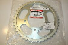 GENUINE SUZUKI, REAR SPROCKET. 64511-17C00. NEW IN PACKAGE.