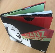 Franz Ferdinand - You Could Have It So Much Better - Special Book Ed. VGC CD+DVD