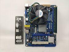 MAIN BOARD ASROCK G41M-VS3 LGA 775 + CPU Intel Core 2 Duo E8200 + VENTOLA + 4GB