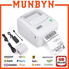 Munbyn Shipping Label Printer Usb Direct Thermal Barcode Address Ups Label Maker