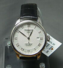 TISSOT LELOCLE AUTOMATIC /UNWORN OR USED/SILVER DIAL