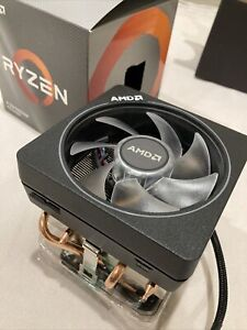 NEW AMD Wraith Prism Cooler Fan Ryzen 7 Ryzen 9 Gaming Pro