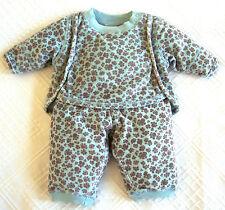 Baby-Sets & -Kombinationen für Mädchen mit Baumwollmischung und Tierfellmuster