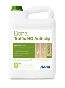 Bona Traffic HD Anti Slip 4,95 L Parquet Laccato 2K Sigillatura