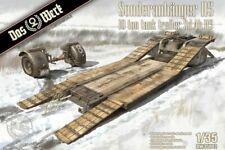 Das Werk 1/35 Sonderanhänger 115 10 Ton Tank Trailer