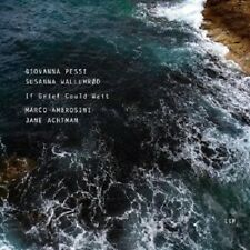 """Giovanna Pessi """"if Grief could wait"""" CD NUOVO"""