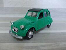 Polistil 1/25 - Citroën 2CV Grun - Made in Italy - sehr selten