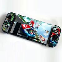 Mario Kart Schutzhülle Shell Case Cover für Nintendo Switch Konsole & Joy-Cons