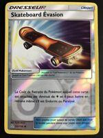 Carte Pokemon SKATEBOARD EVASION 122/156 REVERSE Soleil et Lune 5 SL5 FR NEUF